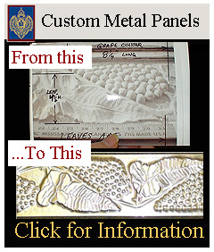 Explore custom metal panels