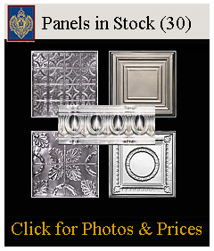 see the panels in stock